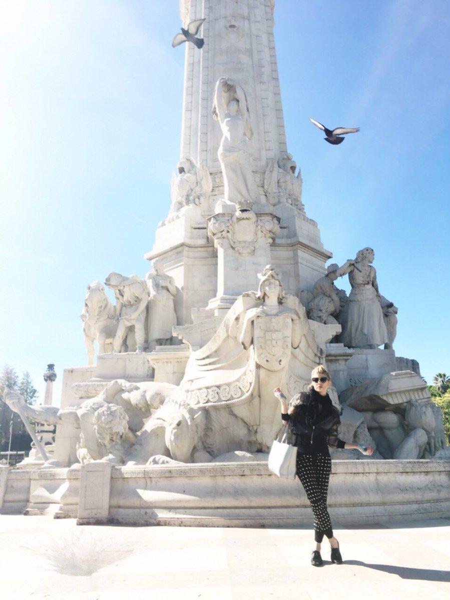 Obrigada Lisboa #PraçadoMarquêsdoPombal https://t.co/J8BF44sDBS https://t.co/pi1p7t3DNT