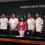 VCF | El Valencia CF renueva a Curro Torres un año más https://t.co/625As6ZFXO https://t.co/sRLpii6w5X