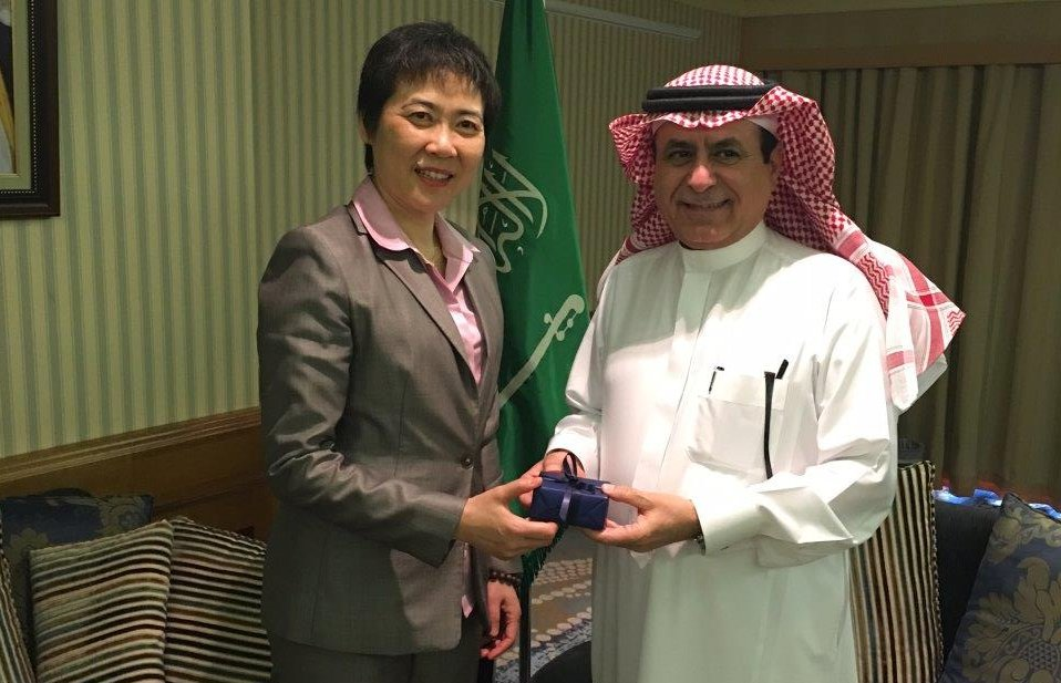 Middle East Region poised to demonstrate leadership in sustainable aviation - @icaoFangLIU