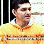 Denis Caniza es el nuevo integrante del cuerpo técnico de @CCP1912oficial comenzará desde el 8 de junio #MeridianoPy https://t.co/DASwWwklIH