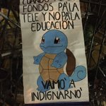 Ame esto que vi en el Carmela ???? #marchaestudiantil https://t.co/PHWs6qv05B