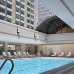 Its finally that time of year! Sun is shining, weather is in the 80s, & our retractable #pool roof is open! #boston https://t.co/8k7856rcaT