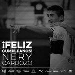 ¡Feliz cumpleaños Nery Cardozo! ¡Éxitos! ????????⚽ https://t.co/iFR8U3nfEQ