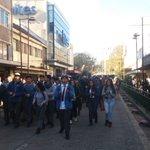 Marcha Secundarios #Osorno por Calle Ramirez contra el transito con apoyo ULA. https://t.co/xQkrLF5LmC