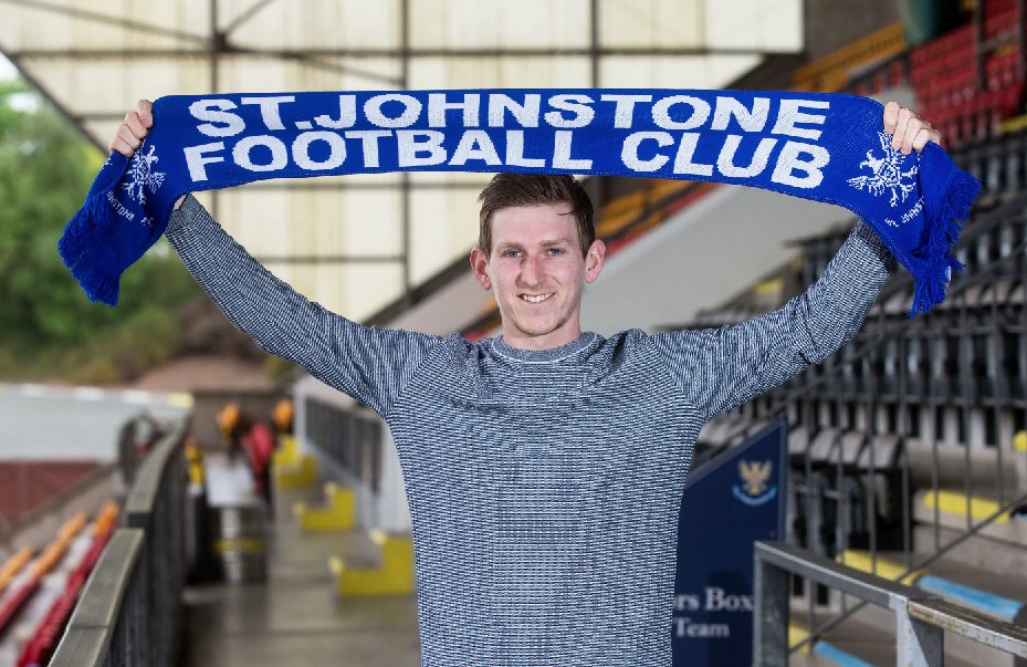 St Johnstone FC have this afternoon completed the signing of Falkirk midfielder Blair Alston on a two-year contract https://t.co/zcxvcwUFht