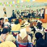 Encuentro de tradiciones #Canarias en la @Aavv12octubre. Disfrutando en #ElChorrillo. #VIVEtuDistrito https://t.co/MXKja2QOf0