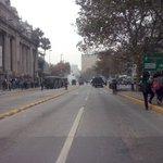 @Orrego prohibió la #marchaEstudiantil para tener la Alameda con libre tránsito....ehh, lo lograste, campeón https://t.co/GaEKRo9Cpe