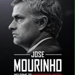 CONFIRMED: José Mourinho appointed as Manchester Uniteds new manager. #WelcomeJose #MUFC https://t.co/aRFVw9oZOB