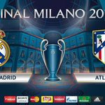 #DebatedelosJueves de @partidodelas12 ¿Quién es el favorito para ganar la Champions? RT = @realmadrid ❤️ = @Atleti https://t.co/HPKsEM30Dg