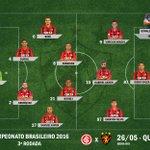 LEÃO ESCALADO!!! Banco: 23 L. Carlos 16 M. Ferraz 15 Luiz A. 5 Mancha 29 Ronaldo 11 Mark G. 25 Neto 7 Lenis 9 Túlio https://t.co/CviRYntepj