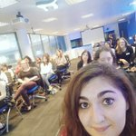 Yay, almost a full house for our #accessibility #UX workshop for @LadiesthatUX_LN at @Atos with @NeilMilliken! https://t.co/TNe1PA9Dmb
