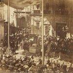 Corpus Christi #Sevilla 1862 https://t.co/HUBRY4C0wO