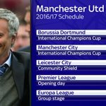 Jose Mourinhos first games in charge of Manchester United. More here: https://t.co/NOmHo0J58j #SSNHQ https://t.co/fA5c4vTQkz