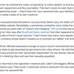 Remember the time an Uber exec said this https://t.co/5jVxwrxxia https://t.co/ZL2fP1xbYs