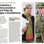 Y faltó: Milones de chilenos acusamos a @jlorenafries de hostigar a @Carabdechile -> #FueraFries ???????? https://t.co/GWm1cuVS0Z