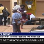 Abandons backpack and pretends to pick a phone call. No one is bothered #NTVNews https://t.co/wYRqpCADww https://t.co/DP9mDWwC72