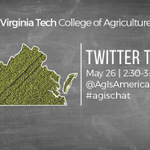 Our Twitter Town Hall is happening now! Send us ur ? abt #foodsafety! Tweet at @VTAgLifeSci and @VCE_news. #agischat https://t.co/F6rhdtAVMT
