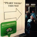 Another action packed night at Peaky Tours!!! #PeakyBlinders #CarlChinn #TripAdvisor #CillianMurphy #TomHardy https://t.co/RbieMNXPFF