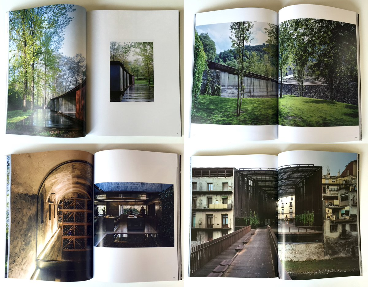 a+u6月号「RCRアーキテクツ・作品」。風景や既存建物、都市空間などコンテクストの中で設計された15作品を特集。故郷オロットに建てらてた初期作作品からスーラージュ美術館など近作まで! https://t.co/YHQlaRRqpV https://t.co/7Y3cwPoDFZ