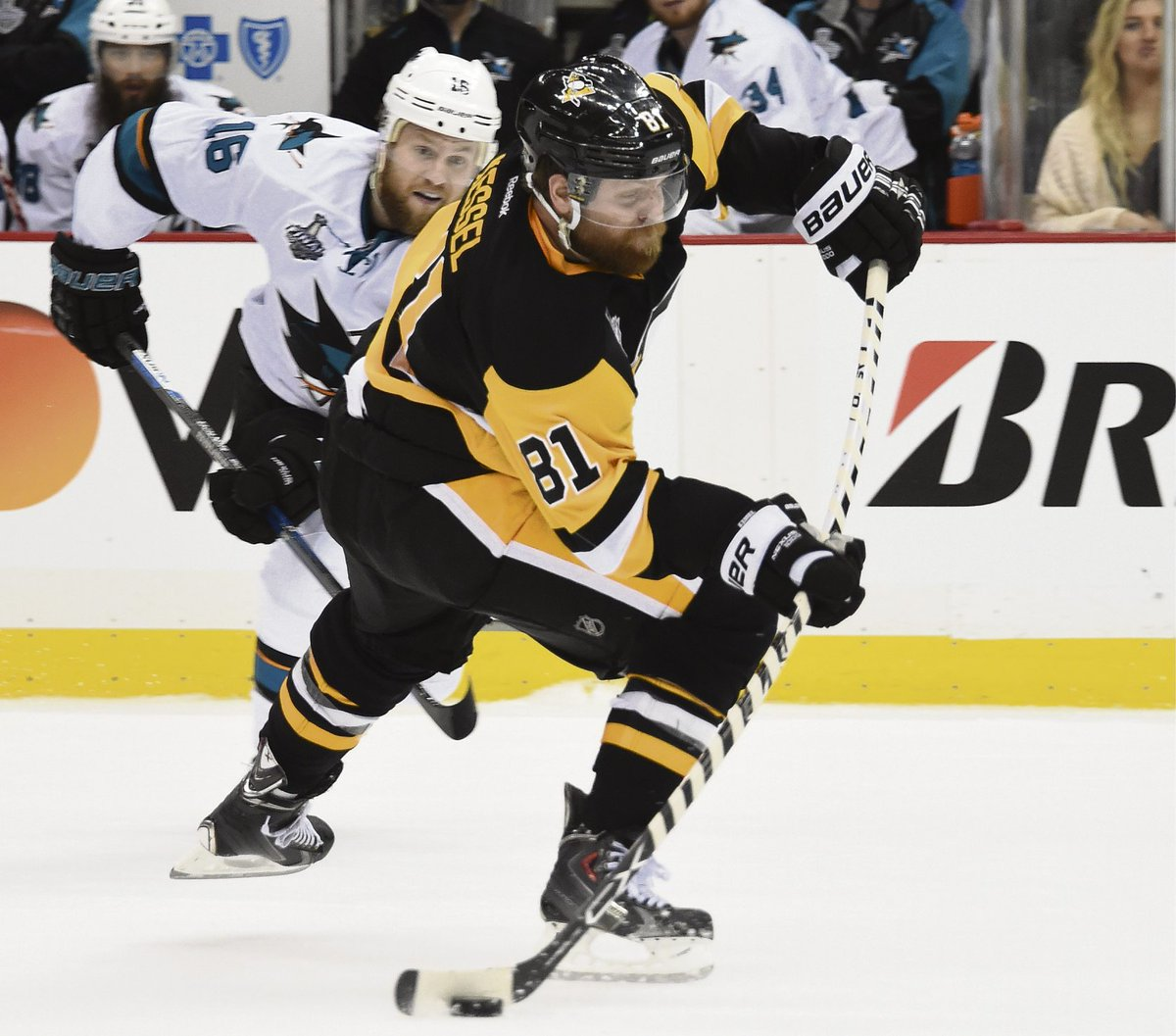 Penguins' American-born Players Leading Offensive Charge
