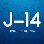 J-14 avant lEuro 2016 ! ???????? https://t.co/zYjqqZl2LG