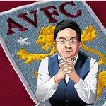 Theres only one doctor Tony. Like my art ? #AVFC by astonvillamedia #AVFC https://t.co/wRf5pX6vs9