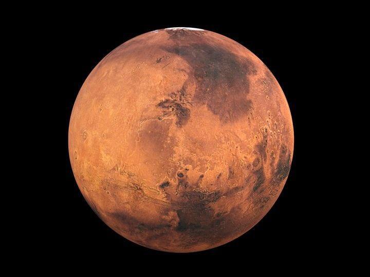 5月31日火星が地球に急接近!