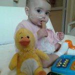 Lola tiene 1 año y le diagnosticaron una cardiopatía no compacta. Está primera en Incucai. #UnCorazonParaLola RT♡ https://t.co/5LdeALUsDq