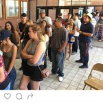 Two me why Pueblos graduation practice looks like the line at the DMV? 😂 https://t.co/rVmNx1oI0L