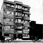 IOOF BLDG, ST GEORGES TCE, 1937 - Independent Order of Oddfellows, east of Milligan St, now demolished. #Perth @6PR https://t.co/Re6k6h7Z0F
