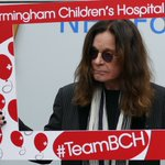 Prince of Darkness Ozzy Osbourne pays a surprise visit to Birmingham Children's Hospital. https://t.co/7RimnzGmDD https://t.co/XF1n83gCqa
