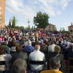 Mi adversario no se llama Pablo Iglesias. Mi adversario es el Partido Popular. #UnSíPorElCambio #26J #Burgos https://t.co/aDzewz3VDp
