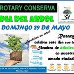 Clubes Rotarios sembraran árboles Dom29 #DiaDelArbol #RotaryInternacional @rotaryconserva1 @trafficGUAYANA https://t.co/cMeBRzYFdX