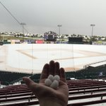 Its a good thing were on the road today....#QuarterSizedHail https://t.co/kUG0V01uLb