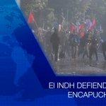 """[Video] """"El INDH defiende a los encapuchados"""": Campaña de la UDI pide la renuncia de Fries https://t.co/h7laDoFx49 https://t.co/8cyoBzEqhL"""