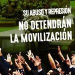 Jornada marcada x la represión pero también x inmensas ganas de luchar de l@s compañer@s #MarchaEstudiantil #Alameda https://t.co/ykSnNSGilb