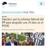 Zasca!!!!! a @sanchezcastejon de @JosPastr . Vía @euribor_com_es https://t.co/xtV5lqLa9d