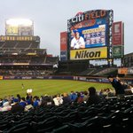 Citifield Fan View: RT @ronnie23ayala #citifield #mets #lgm #newyork #LGM #Mets #MLB https://t.co/YBvqfvVYuW