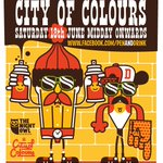The next #Birmingham Drink and Draw event is taking place on Saturday 18th June as part of City of Colours. #digbeth https://t.co/OBA5zeM9WI