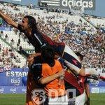 #Tbt Víctor Hugo Mareco convirtiendo el gooll que lo grito con el corazón ante Olimpia, ¡¡GRACIAS POR TODO!! ???????????????????????????? https://t.co/fHq2PfGkuE