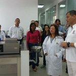 """""""Cada nuevo Centro de Salud es un nuevo paso a la esperanza"""": @MashiRafael #SaludParaEsmeraldas https://t.co/R4GjecyjLo"""