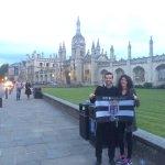 #NuestraHistoriaLaEscribimosJuntos desde todos los puntos del planeta #Cambridge @CDBadajoz https://t.co/8M0d2c7hSV