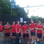 LCA Boys Tennis with their 1st ever Regional Playoff win! @LCABulldogs #Bulldogs4Him https://t.co/0YzzmeDMGJ