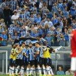???? Em homenagem a 1ano de Roger no Grêmio, relembramos o maior jogo dele. Nos perdoe! Só coube os 4 primeiros gols. https://t.co/fK4CEQtQpG
