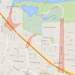 Tonight, @ShorelineAmp hosts @thecure. Expect traffic delays along Shoreline Blvd, Rengstorff Ave. + San Antonio Rd. https://t.co/rtE26WpN8q