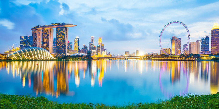 Get to Singapore for just $462 round-trip! Sale ends 5/31 — book now: