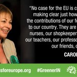 We value the contributions of our fellow Europeans. #GreenerIN #bbcqt #EUref https://t.co/e2ux9HJOQH