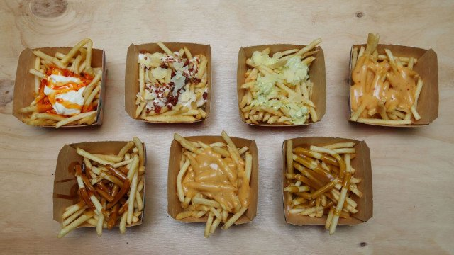 McDonald's Just Opened A Free Restaurant That Only Serves French Fries https://t.co/QlkAublrIb https://t.co/NSW1ACqYki
