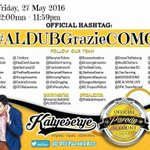 Goodmorning ADN!!! Spread our OHT! OHT:#ALDUBGrazieCOMO OTL: PITPLeoVer MeantToBe https://t.co/j0zugNqfG1
