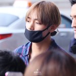[HQ] 160527 V @ Gimpo Airport | © AWESOME TAETAE #방탄소년단 #뷔@BTS_twt https://t.co/Fk0OSgs6iG
